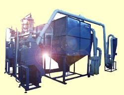 Агрегат очистки и подготовки зерна птма- 1.